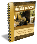 Inexpensive Home Decor eBook