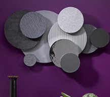Techo Metallic Wall Art