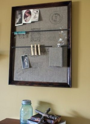 Pottery Barn Wall Organizer