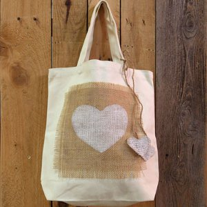 Country Girl at heart Tote