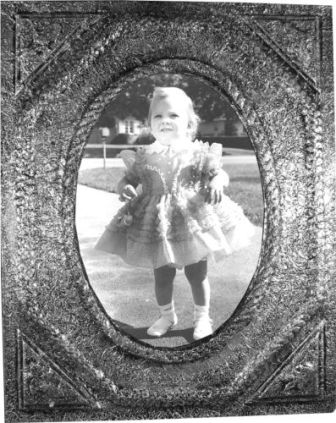 Forged Foil Picture Frame