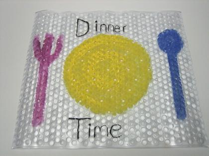 Pet Food Place Mat