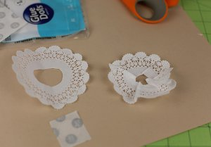 Victorian Dream Doily Flower