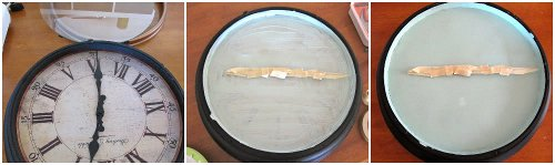Create and Barrel Clock