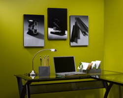 Black And White Office Wall Art