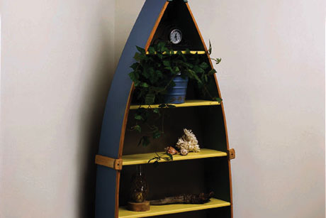 Rowboat Shelf Project