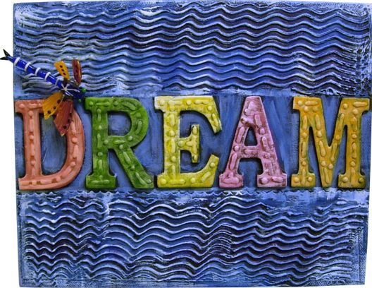 Dream Textured Canvas