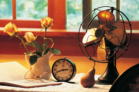 Redecorate Vase and Clock