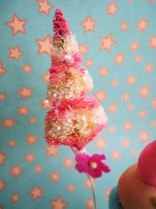 Glitter Dolls and Trees 7