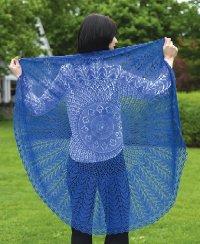 Knitted Pram Blanket Pattern :