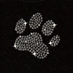 Dog Print Iron On
