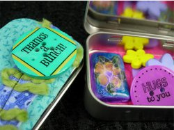 Mini Thank You Gift Tin
