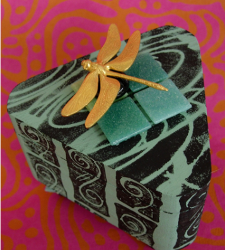 Dragonfly Friendship Box