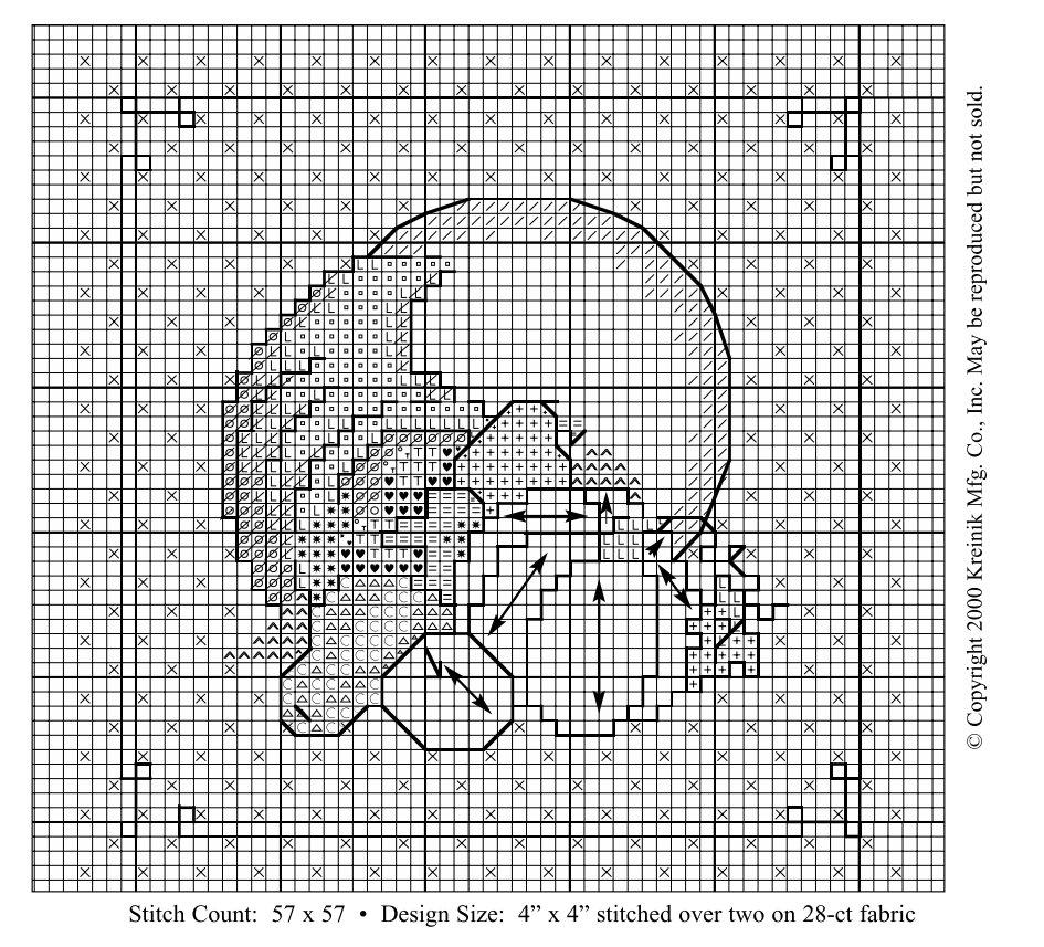 Traditional Thanksgiving Stitch Pattern | FaveCrafts com