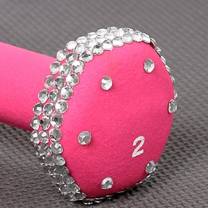 Bedazzled Hand Held Weights