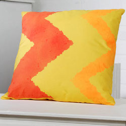 Chefvron Pillow Make Over