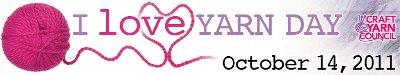 i love yarn day Celebrate Your Love of Fiber on I Love Yarn Day!