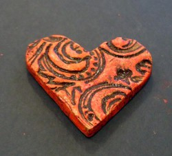 Eartheware Heart Pendant
