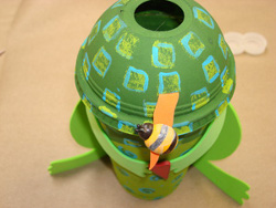 Eco Froggy Bank