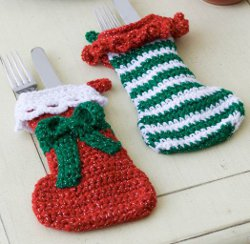 elf size stocking ornament