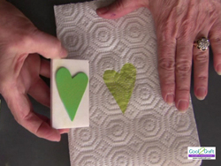 Craft Foam Stamp