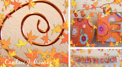Hanging Thanksgiving Banner