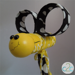 Eco-Friendly Bee Noisemaker