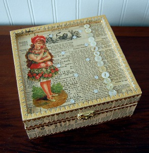Homemade Treasure Box