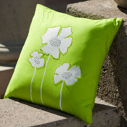 Flair Flower Pillow
