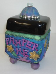Pamper Me Jar