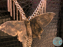 Look of Vintage Butterfly Necklace