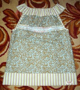 Summer Pillowcase Dress