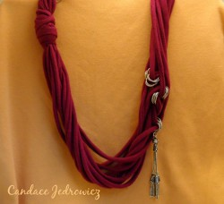 Easy Shirt Necklace