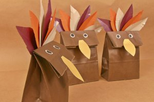 Thanksgiving Turkey Goodie Bag