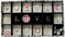 Jewelry Organizer Shadow Box