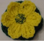 Aconite Flower