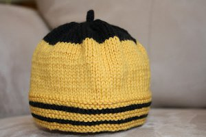 Sweet As Honey Bumbee Hat