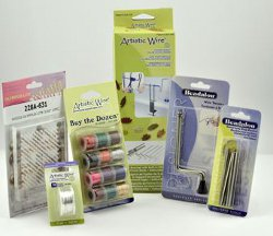 Beadalon and Artistic Wire Product and Assortment