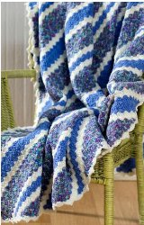 Crochet Throw Pattern