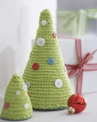 How to Crochet an Angel Christmas Tree Topper | eHow.com