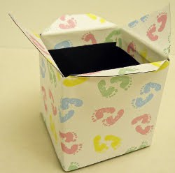 Sizzix Gift Cube