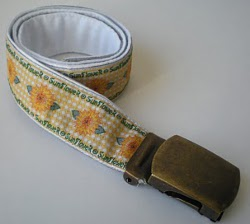 Do It Yourself Belt Tutorial