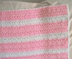 Instructions on Crocheting a Cross Stitch & Cluster Blanket | eHow.com