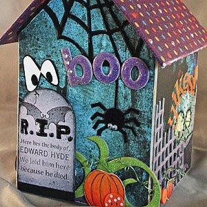 Haunting Halloween Villa