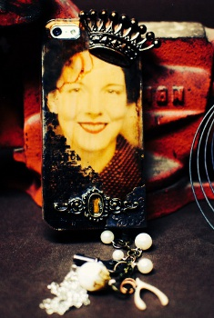 Vintage Photo iPhone Case