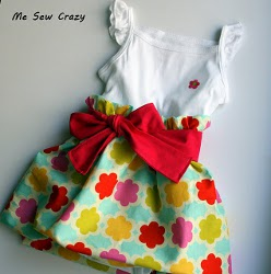 Little Girl Bubble Dress