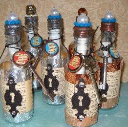 Love Letter Bottles