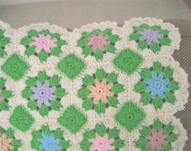 Afghan Crochet Patterns » Modern Crochet Patterns