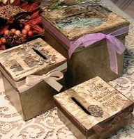 Decorative Prayer Boxes