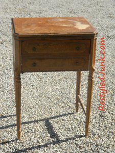 Restyles Sewing Table